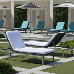Custom Lounge Chair Covers