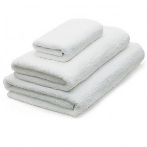Elegant Bath Towels