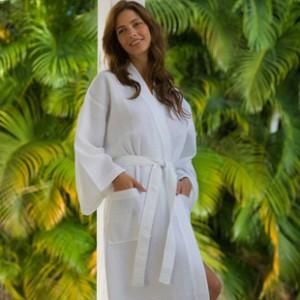 Organic Terry Cloth Bathrobes for Men