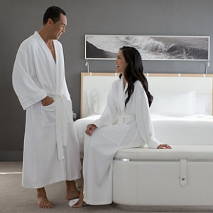 The Perfect Gift for Valentines Day 2013 is a Bathrobe