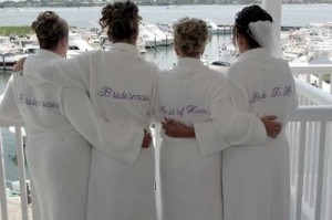custom robes for brida parties