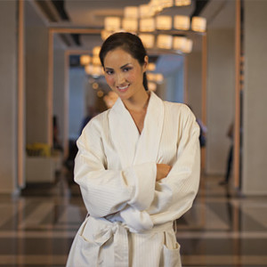 Keep Warm With a Luxury Winter Bathrobe