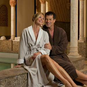 Save Money and Create an At-Home Spa Complete with a Luxury Bathrobe