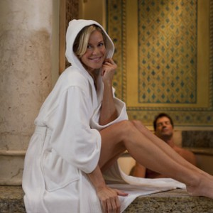 Manufacturer of Luxury Bath Wraps for Spas and Resorts in the Caribbean