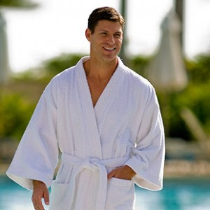 Microfiber Bathrobes for Luxury Hotels and Casinos