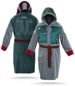 Star Wars Bathrobes for the Inner Geek in You