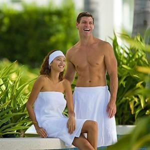 Velcro Towel Wrap by Boca Terry