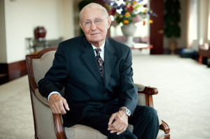 Sidney Eskenazi: Entrepreneur, Philanthrophist and Lover of Boca Terry Robes