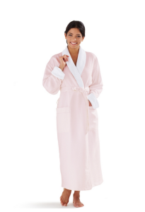 Boost Breast Cancer Awareness with These Robes