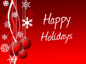 Happy Holidays from the Boca Terry Family