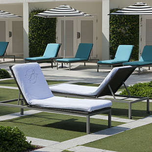 Top 8 Reasons Why Your Cruise Line Needs Lounge Chair Covers