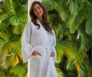 Improve Patient Care with Organic Cotton Bathrobes