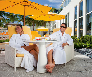 What You Can Tell About a Hotel from Its Bathrobes & Accessories