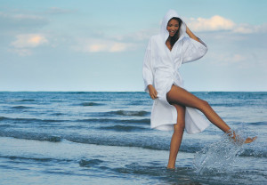 Best Bathrobes to Wear to the Beach!
