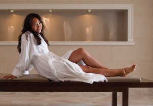 Difference Between Luxury and Non-Luxury Bathrobes