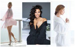Bathrobes for Future Wedding Brides