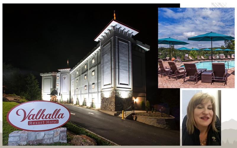 Valhalla Resort Hotel & Irene Bynum-Faith